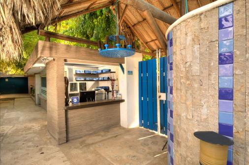 Santorini Hotel Boutique - Santa Marta - Näkymät ulkona