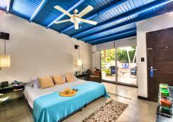 Santorini Hotel Boutique - Santa Marta - Makuuhuone