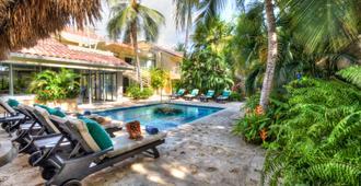 Santorini Hotel Boutique - Santa Marta - Piscina