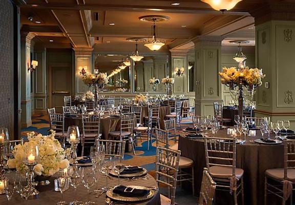 阿爾岡昆簽名典藏酒店 - 休士頓 - 休斯頓 - 宴會廳