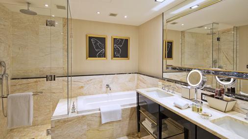台中林酒店 - 台中 - 浴室