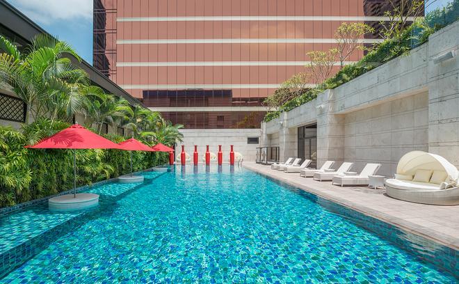 台中林酒店 - 台中 - 游泳池