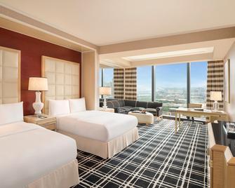 The Lin Hotel - Taichung - Yatak Odası