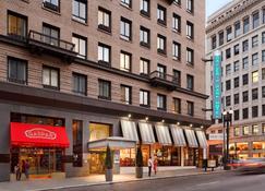 Galleria Park Hotel - San Francisco - Rakennus