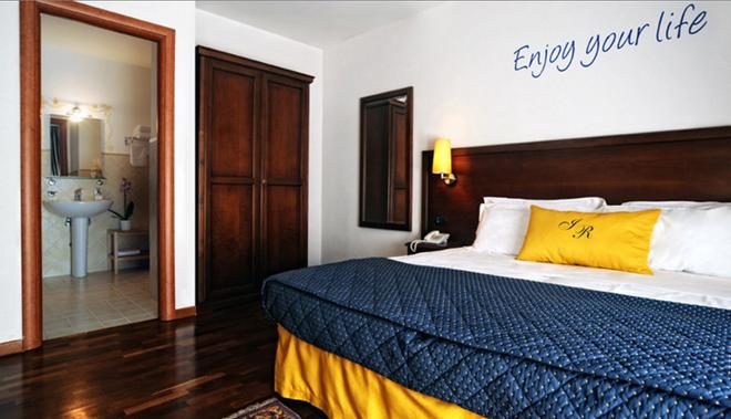 羅馬客房套房旅館 - 羅馬 - 羅馬 - 臥室