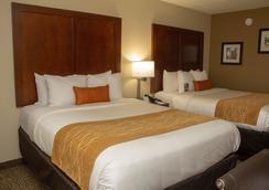 Comfort Inn Atlanta Airport - College Park - Bedroom