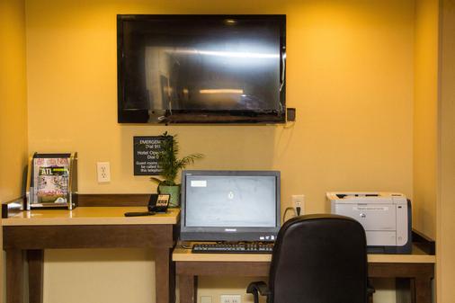 Comfort Inn Atlanta Airport - College Park - Business centre