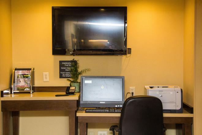 Comfort Inn Atlanta Airport - College Park - Centro de negocios