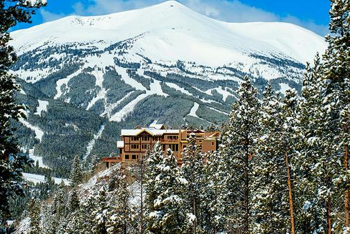 The Lodge at Breckenridge - Breckenridge - Rakennus