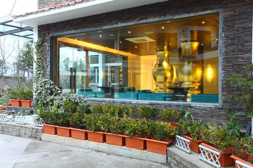 Marigold Sarovar Portico - Shimla - Κτίριο