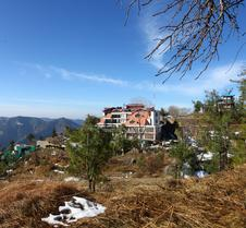 Marigold Sarovar Portico Shimla