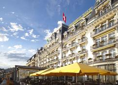 Grand Hotel Suisse Majestic, Autograph Collection - Montreux - Edificio