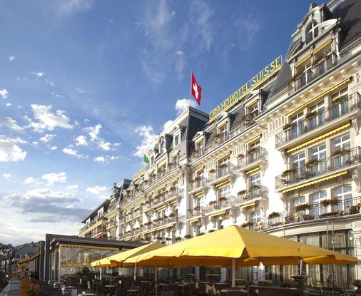 Grand Hotel Suisse Majestic, Autograph Collection - Montreux - Rakennus