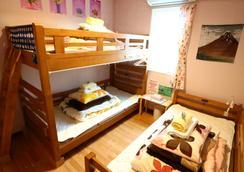 Hostel Fujisan You - Fujiyoshida - Makuuhuone