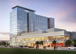 Hyatt Regency Houston/Galleria - Houston - Building