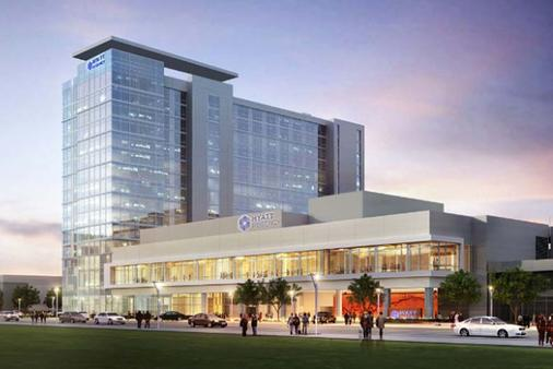 休士頓迦勒里亞凱悅酒店 - 休士頓 - 休斯頓 - 建築