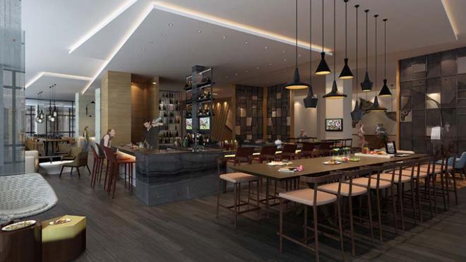 Hyatt Regency Houston/Galleria - Houston - Bar
