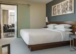 Hyatt Regency Houston/Galleria - Houston - Bedroom