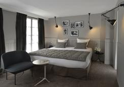Hôtel Hélios Opéra - Paris - Bedroom
