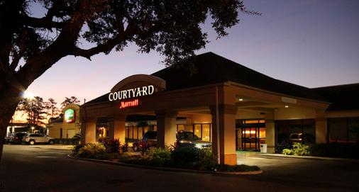 Courtyard by Marriott Houston I-10 West/Energy Corridor - Houston - Toà nhà
