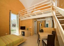 卡羅休閒 5 號 - Palazzo Storico - 加利波利 - 加利波利 - 臥室