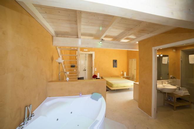 Relais Carlo V - Gallipoli - Salle de bain