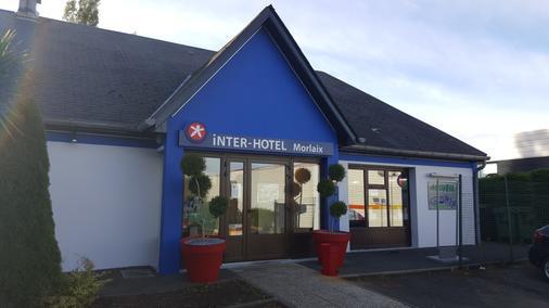 The Originals City, Hôtel Morlaix Ouest (Inter-Hotel) - Saint-Martin-des-Champs - Building