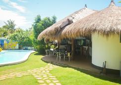 Vanilla Sky Dive Resort - Panglao - Restaurante