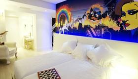 多米西那酒店 - 馬德里 - 馬德里 - 臥室