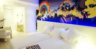 Dormirdcine Cooltural Rooms - מדריד - חדר שינה