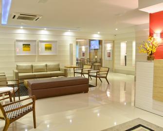 Capri Hotel - Duque de Caxias - Lobby