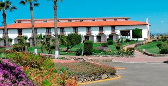 Hacienda Bajamar Golf Resort - Ensenada - Building