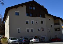 Chesa Surlej Hotel - Silvaplana - Gebäude