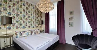 Hotel Domstern - Köln - Schlafzimmer