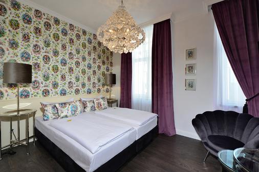 Hotel Domstern - Cologne - Bedroom