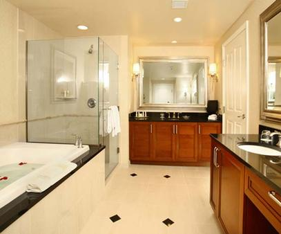 Luxury Suites International at The Signature - Las Vegas - Kylpyhuone