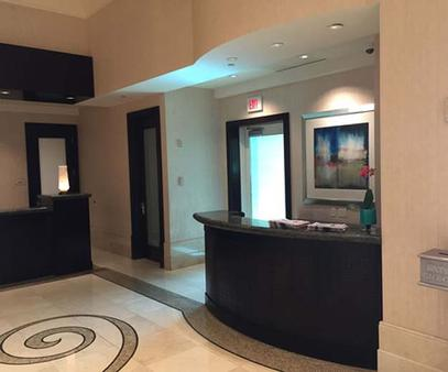 Luxury Suites International at The Signature - Las Vegas - Vastaanotto