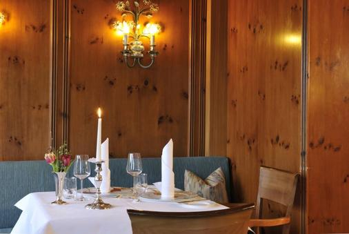 Romantik Alpenhotel Waxenstein - Grainau - Bathroom