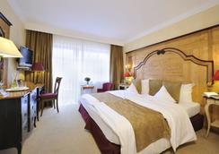 Romantik Alpenhotel Waxenstein - Grainau - Bedroom