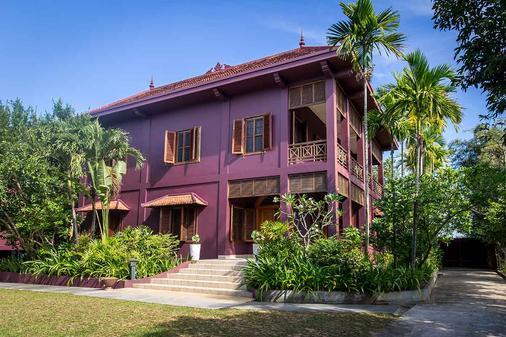 Encore Angkor Villa & Residence - Siĕm Réab - Rakennus