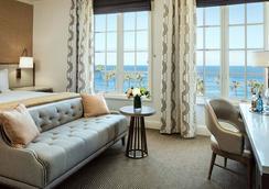 瓦倫西亞酒店 - 拉荷雅 - 聖地亞哥 - 臥室