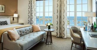 La Valencia Hotel - San Diego - Bedroom