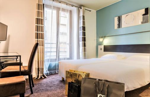 Hôtel du Maine - Paris - Bedroom