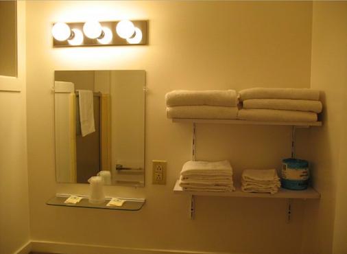 Golden West Motel - Klamath Falls - Zimmerausstattung