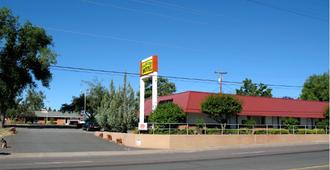 Golden West Motel - Klamath Falls - Outdoors view