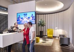 布達佩斯七季公寓酒店 - 布達佩斯 - 布達佩斯 - 大廳