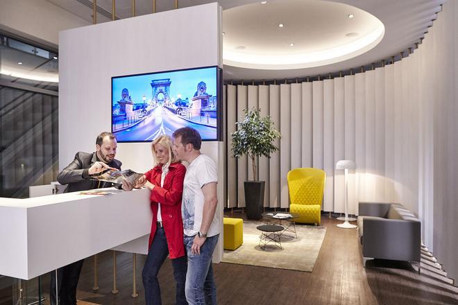 7Seasons Apartments - Budapest - Lobby