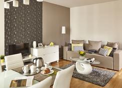 7Seasons Apartments - Budapeszt - Pokój dzienny
