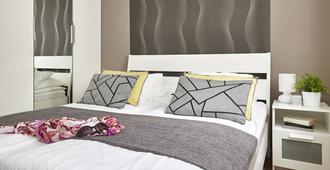 布達佩斯七季公寓酒店 - 布達佩斯 - 布達佩斯 - 臥室