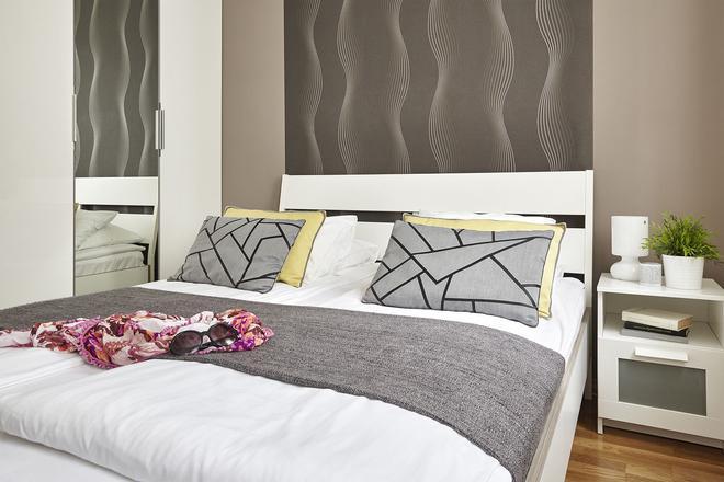 7Seasons Apartments - Budapest - Bedroom